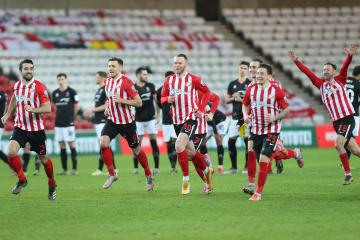 League One Play-offs are ours says Dion Sanderson