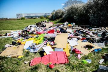 Zero prosecutions despite Darlington fly-tipping increasing