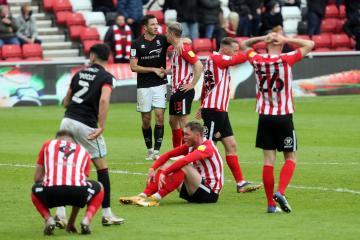 Sunderland's play-off campaign summed up their season