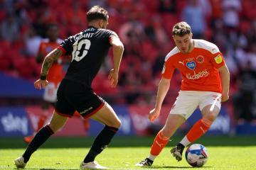 Blackpool will make offer for Sunderland's Elliot Embleton