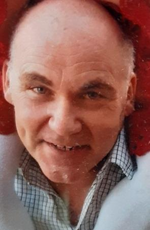 Graeme Thurrell was last seen in that area at 9.30am on Saturday morning (June 19)wearing a jumper, jeans and boots