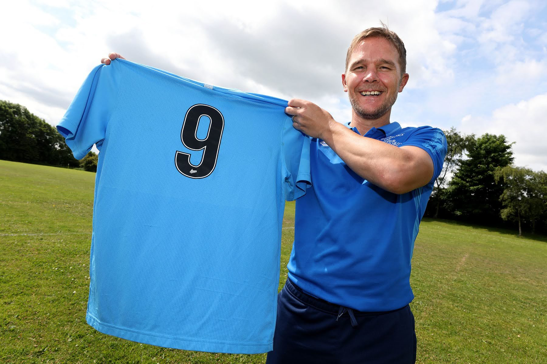 County Durham defender scores NINE to win football league