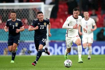 Mason Mount and Ben Chilwell forced to isolate ahead of Czech Republic game