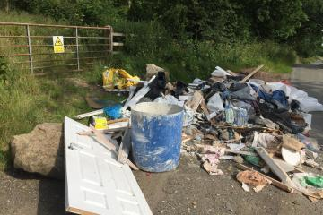 We must name and shame these slovenly fly-tippers