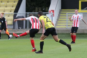Harrogate Town 0 Sunderland 4