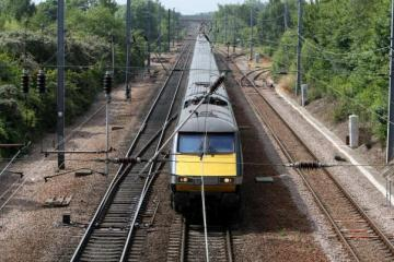 Trains delayed after person dies on tracks near Durham
