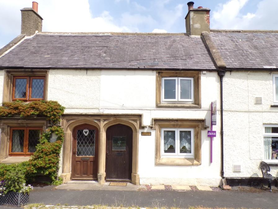 Inside the cosy cottage that's on the market for £120k - and most popular in the area