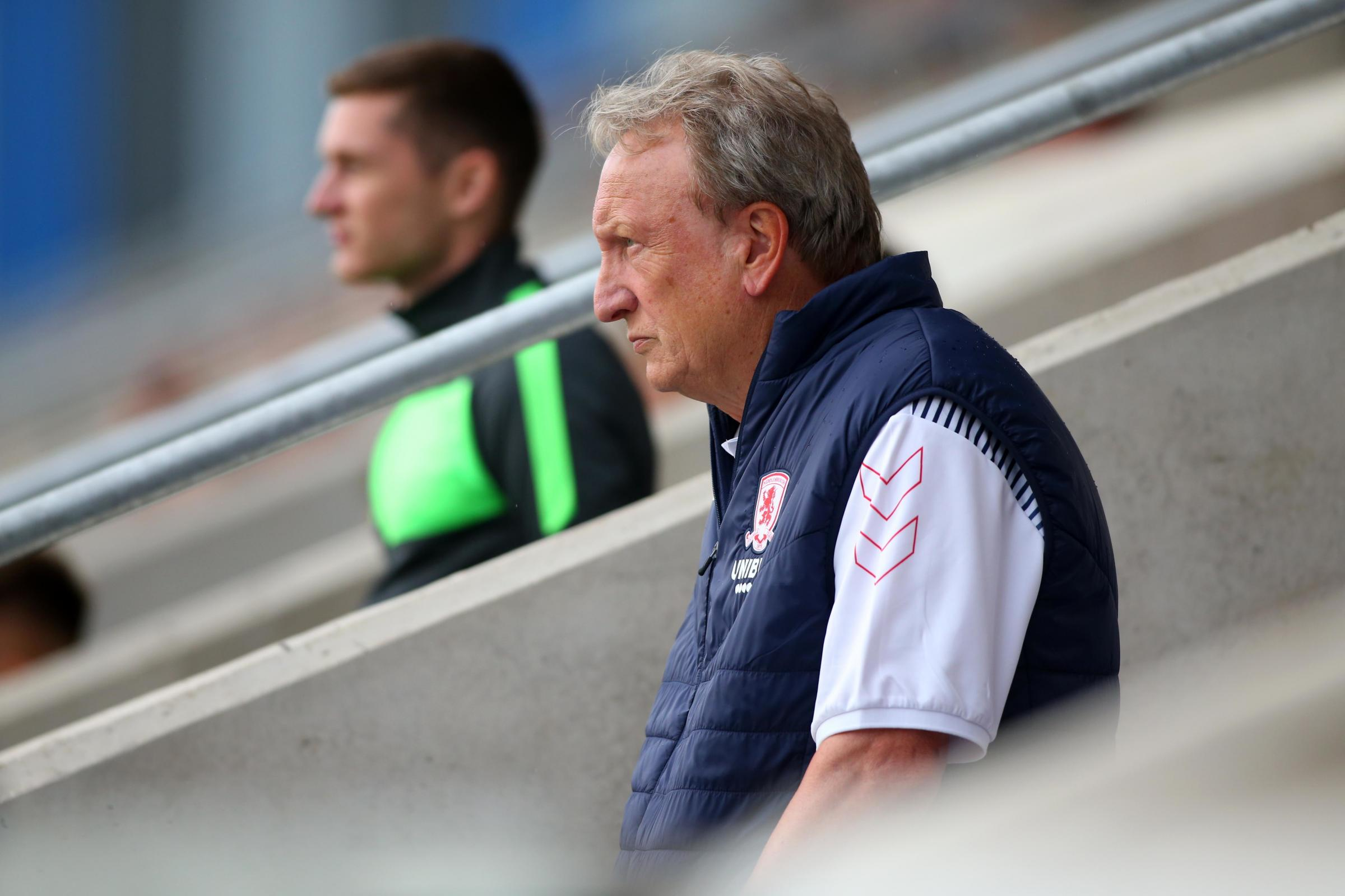 Neil Warnock confirms Neil Bausor is in South America - and explains the current situation with Martin Payero