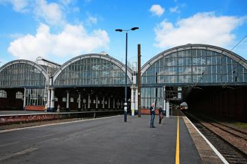 Newcastle to Darlington stretch among WORST in UK for trespass