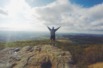 Top ten outdoor activities to try on Yorkshire Day