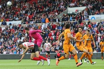 Sunderland 2 Hull City 1