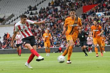 Sunderland striker says he's feeling fresh for new season