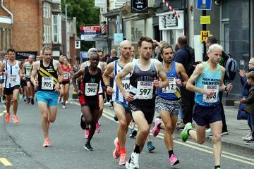 Thousands of runners return to popular Darlington 10K race