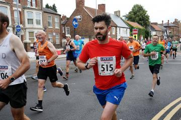 PICTURE GALLERY: Can you spot yourself at the Darlington 10K?