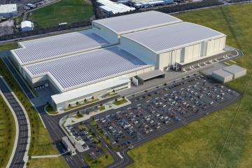 Council leaders back plans for Sunderland gigafactory