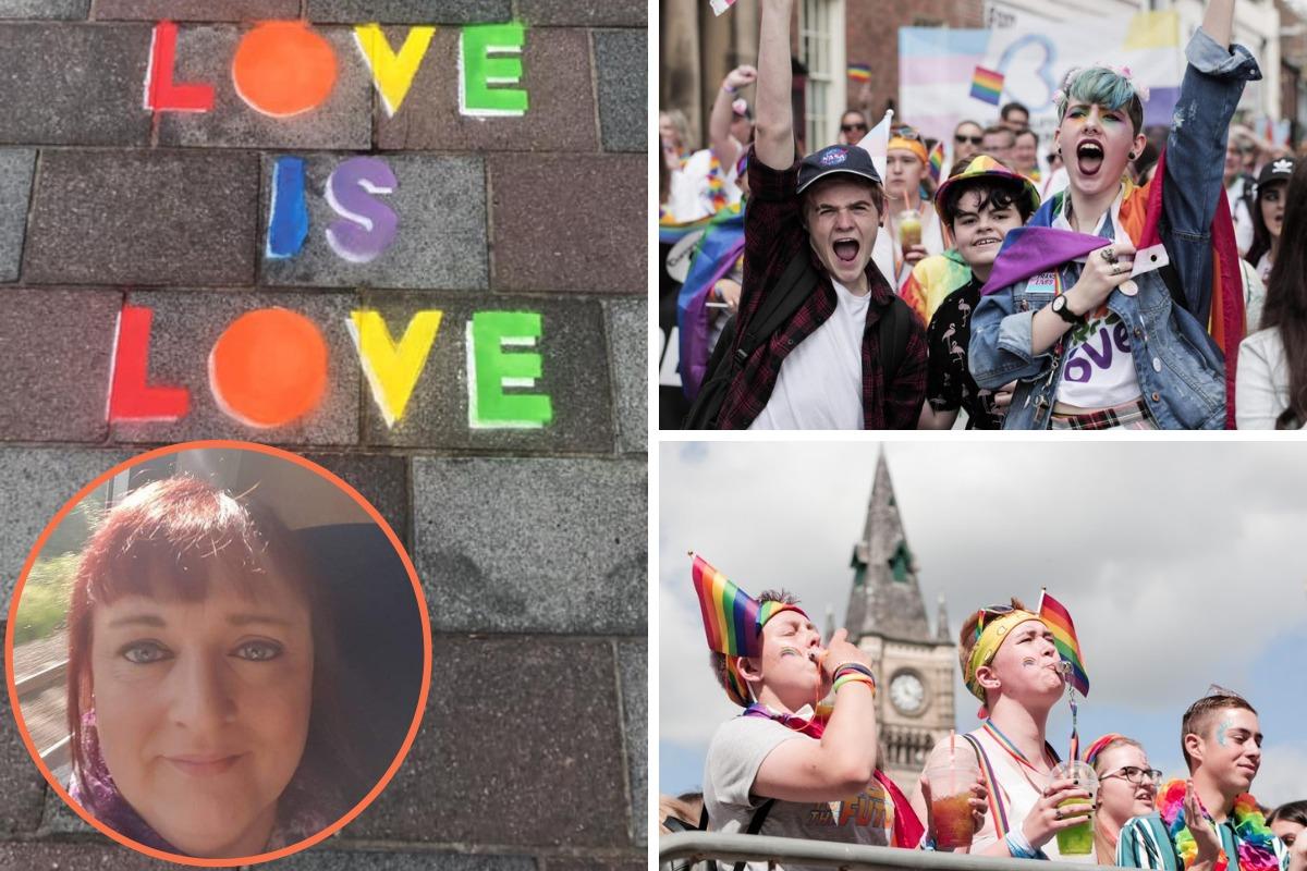 'Party, Protest, Power' - What Pride means to one of the volunteers behind Darlington Pride Weekender