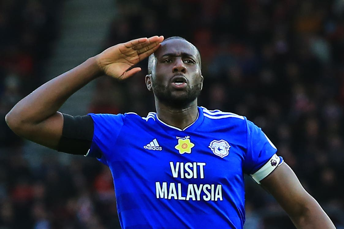 Sol Bamba could play in Boro's home game against Bristol City
