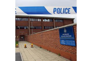 Inquest finds police failings after man died at Peterlee Police Station