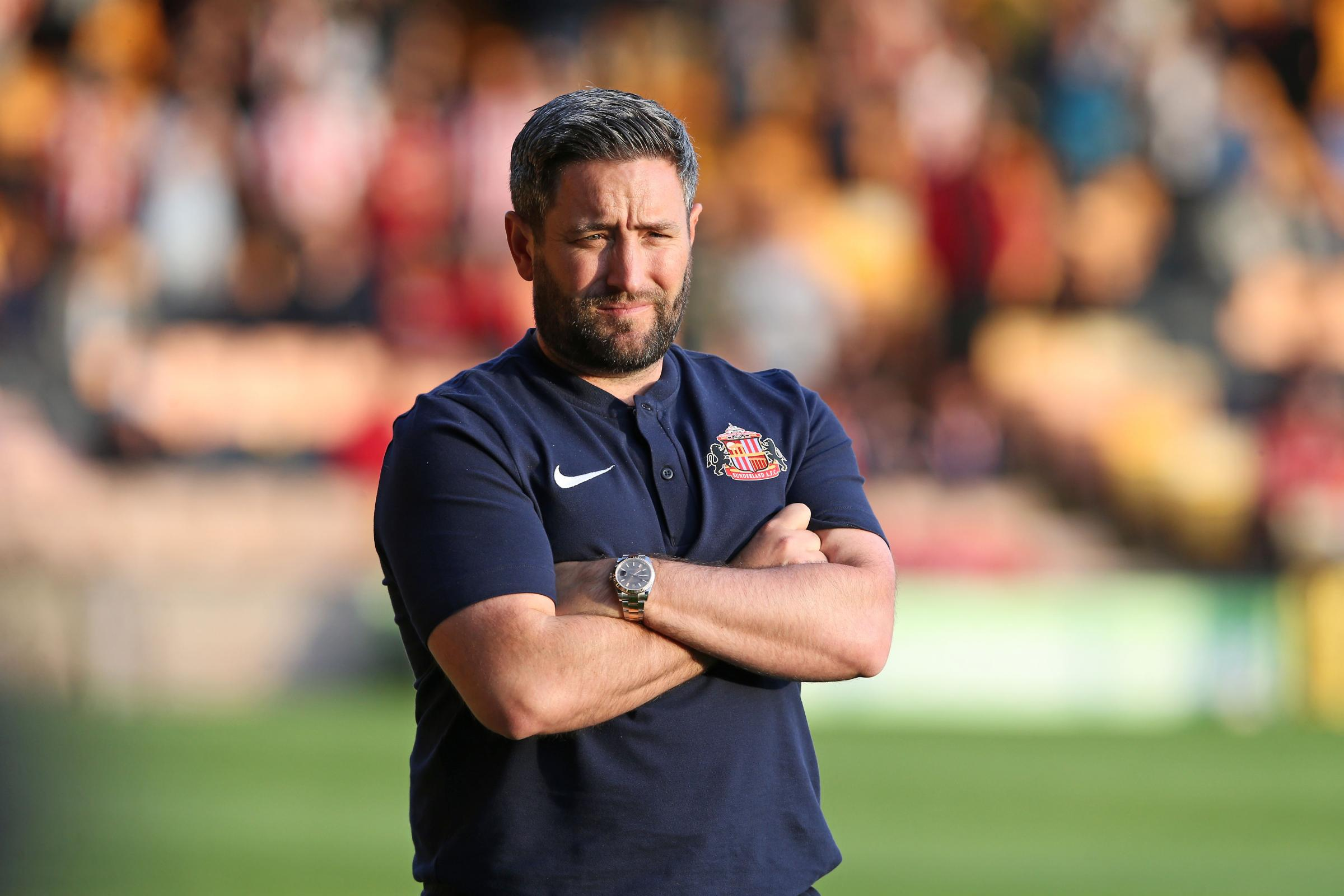 Lee Johnson: Sunderland win over Port Vale was learning experience