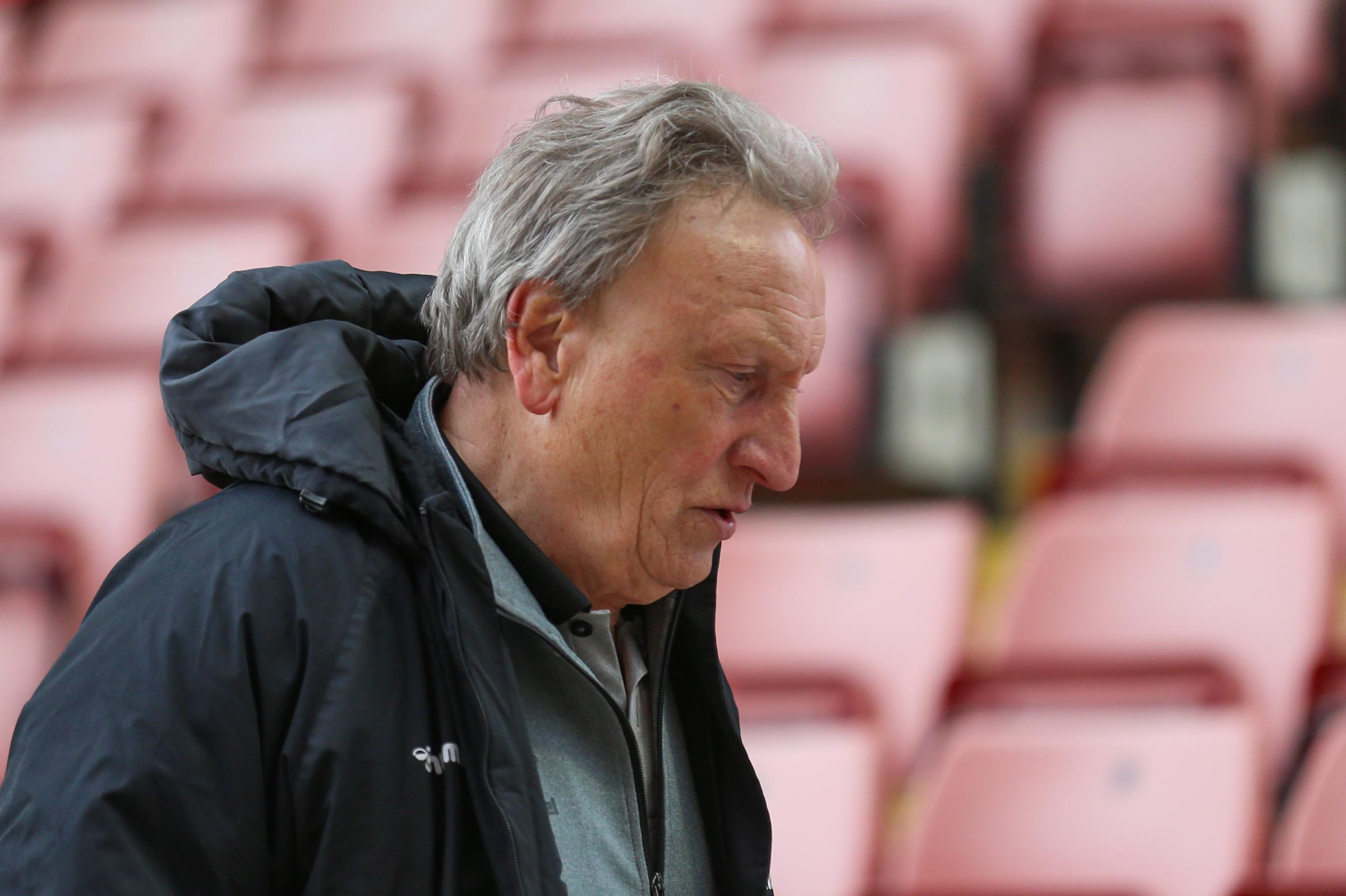 Neil Warnock says Boro were well beaten by Blackpool in EFL Cup
