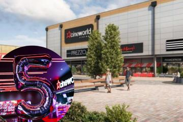 Dalton Park Cineworld to treat visitors to freebies and competitions