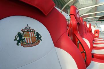 Thorben Hoffman starts for Sunderland against Accrington Stanley