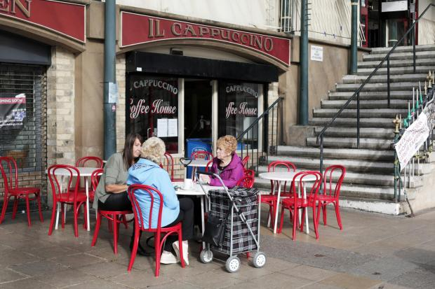 Northern Echo: The IL Cappuccino coffee shop closed in September
