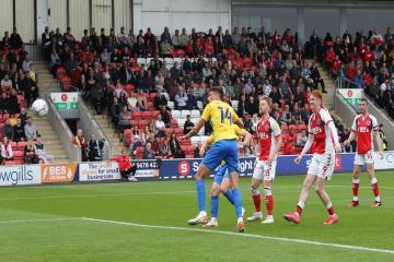 Fleetwood Town 2 Sunderland 2