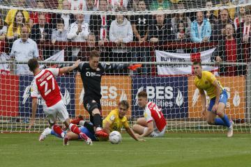 Match Ratings: Fleetwood 2 Sunderland 2