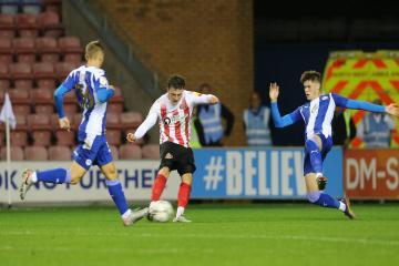 Wigan Athletic 0 Sunderland 2 (Carabao Cup)