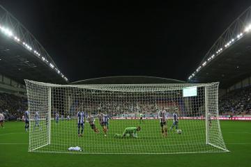 Wigan 0 Sunderland 2