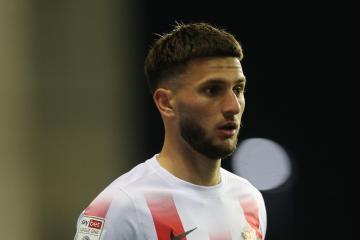 Lee Johnson's hopes for Leon Dajaku at Sunderland