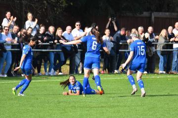 Sunderland Ladies 0 Durham Women 2