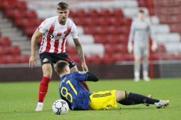 LIVE: Sunderland 2-1 Manchester United U21's
