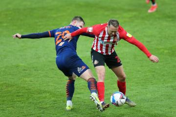 Aiden McGeady should be fit for Sunderland's game at Gillingham