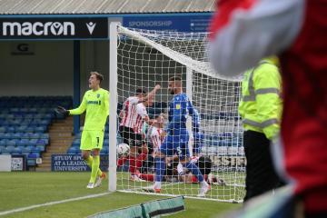Gillingham 1-2 Sunderland