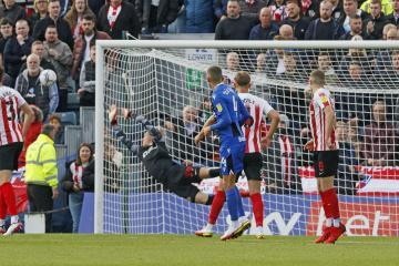 Match Ratings: Gillingham 1-2 Sunderland