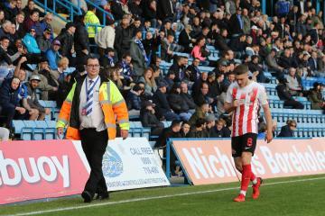 Sunderland are left short in attack with Elliot Embleton suspnded for Crewe