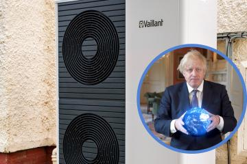 Heat pump grants: everything you need to know as government offer £5,000