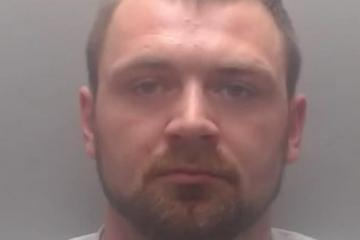 Man threatened to kill ex-partner while barricaded in room