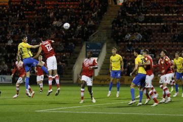 Crewe Alexandra 0 Sunderland 4