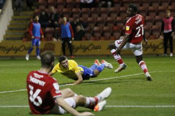 Crewe 0 Sunderland 4