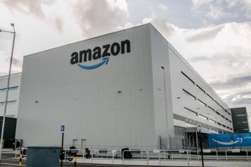 Amazon is paying £1,500 for jobs in Washington, Gateshead and Jarrow