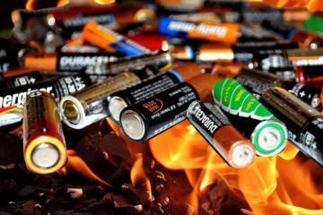 Batteries cause fires in Redcar bin lorries