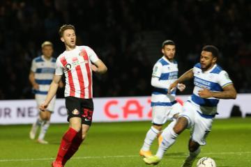 LIVE: QPR 0 Sunderland 0