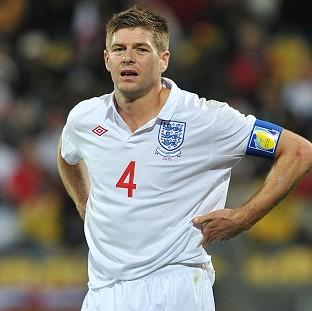 The Northern Echo: Steven Gerrard