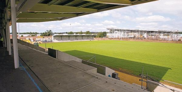Bishop Auckland Fc Hit By Thieves The Northern Echo