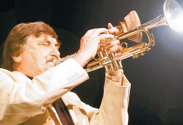 LEGEND: Kenny Ball is playing at Darlington Civic Theatre on Saturday and The Sage in December