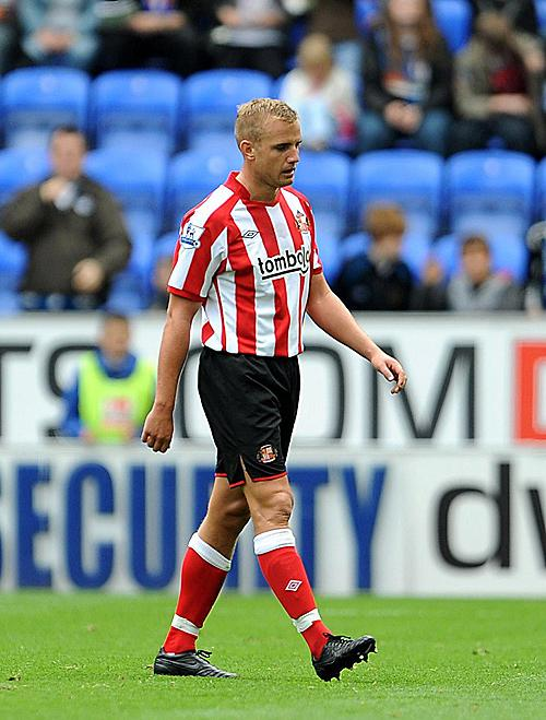 The Northern Echo: ANOTHER CHANCE: Sunderland skipper Lee Cattermole