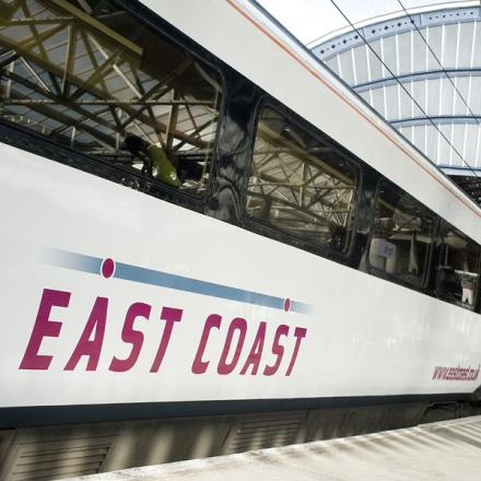 OFF THE RAILS: East Coast is charging standard-class passengers for internet connection on its trains